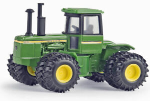 John Deere 8630 4wd Tractor With Duals 1 64 Scale