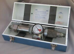 Parker Ucc Filtration Hydraulic Test Unit Flow Metering nice