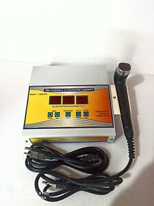 Ultrasound Therapy Machine Pain Relief 1mhz 110v Portable Physical Therapy Homy