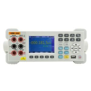 Victor 8165 High Precision Bench type Digital Multimeter Lcd Large Screen kd