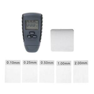 Rm660 Digital Car Paint Coating Thickness Gauge Tester Auto Coating Thickness Mm