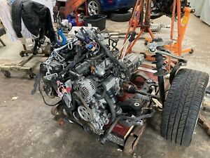 Audi A4 2007 2 0t Engine And Manual Transmission