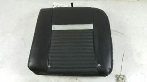 Rear Seat Black Leather Fits 2003 Ford Mustang Mach 1