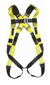Guardian Fall Protection 11160 M l Seraph Universal Harness New In Box