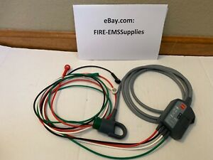Physio control Lifepak 12 15 Patient 12 wire Ecg Trunk Cable And 4 wire Limb Lea