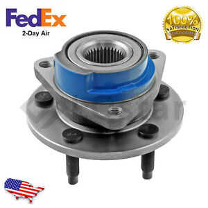 For Buick Regal Chevy Impala Front Wheel Hub Bearing Assembly W O Abs Fwd