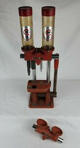 C H by ROODY Shotgun Shell Reloader Reloading Equipment With Extras Model 902 $149.99