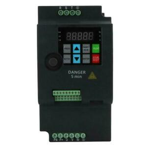 5 5kw 380v Variable Frequency Drive Inverter Vfd Single To 3 Phase Converter