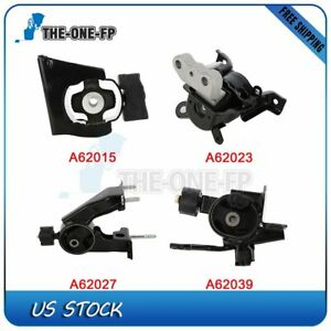 Automatic Trans Engine Mount For 2009 2012 Toyota Corolla Xrs 2 4l Engine Auto