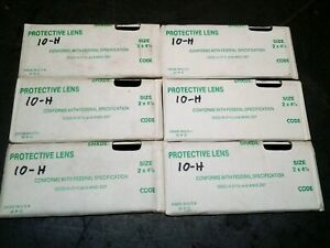 6 Shade 10h Protective Glass Filter Welding Lens fab 34