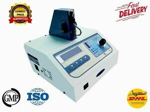 Lumbar Cervical Traction Model Dyno Trac Lcd Display Spinal Stress Relief Unit