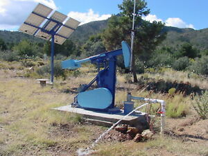 Deep Well Solar Powered Water Pumping Unit Installation Manual On Cd Rom