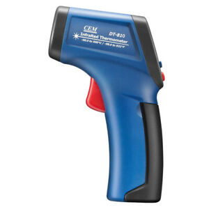 Cem Dt 810 Mini Infrared Thermometer Auto Range Lcd Display Kd