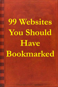 99 Websites You Should Have Bookmarked Ebook Pdf With Full Master Resell Rights