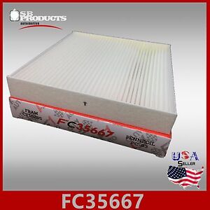 Auto1tech Cabin Air Filter Fits Scion Toyota Avalon Camry Tundra Sienna Prius