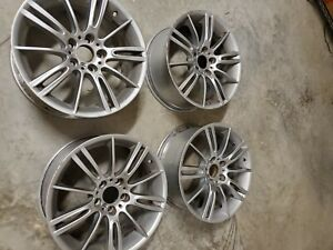 Bmw 18inch Oem M Sport Wheels Style 193 For E90s 328i From 2002 2011