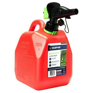 Scepter 2 Gallon Smartcontrol Gas Can Fr1g202 Red Freeshipping