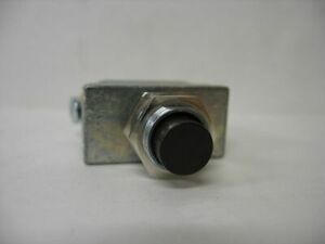 Zurn Pess6000 24 Override Push Button Assembly New