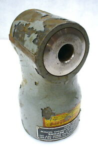 Bridgeport No 1 Right Angle Attachment For M Head Accepts B 2 Collet