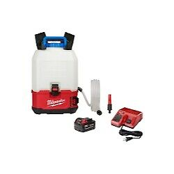 M18 Switch Tank 4 gallon Backpack Water Supply Kit