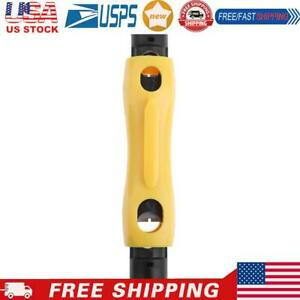 Coax Coaxial Cable Pen Cutter Stripper For Rg59 Rg6 Rg7 Rg11 Stripping Tool