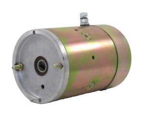 New Meyer Snow Plow Motor Fits E57 E60 Pump Replaces Mue6209s 2869ab 15689 15727