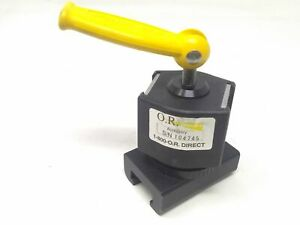 O r Direct Power Grip Surgical Table Clamp