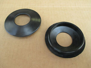 2 Rubber Steering Column Seals For Ford 7410 7600 7610 7610s 7700 7710 7810s