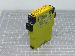 Pilz Pnoz X2 8p C 24vacdc 3n o 1n c 787301 Safety Relay T162540