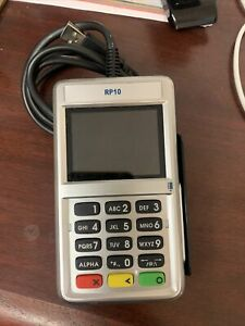 Rp 10 First Data Pin Pad