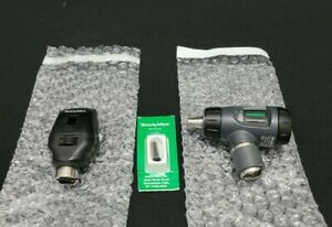Welch Allyn Macroviewotoscope 23810 opthalmoscope 11710 With Lamp
