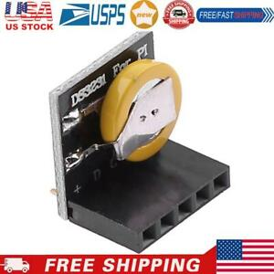 Real Time Precision Ds3231 Rtc Clock Memory Module For Arduino Raspberry Pi