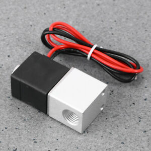 Dc 24v Normally Closed Bsp 1 8 Inch 2 Way Direct Acting Air Gas Solenoid
