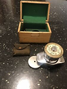 Ernst Newage Brinell Scale Portable Hardness Tester In Case