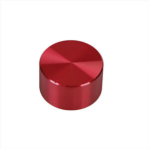 Red Potentiometer Volume Control Knob Rotary 30 17mm For 6s1