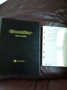 John Deere Gs3 2630 Display User Guide With Zippered Case