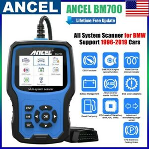For Bmw For Mini Full System Diagnostic Tool Abs Srs Epb Tpms Cbs Obd2 Scanner