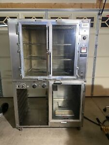Deluxe Commercial Convection Oven W Proofer Stainless Steel Free Shipping