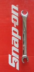 Snap On Tools 16mm X 18mm Double End Flare Nut line Wrench Rxfms1618b Nice