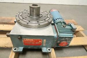 Camco 900rdm8h32 270 R h Rotating Indexing Table 8 Position W Sr3640 849 1 Moto