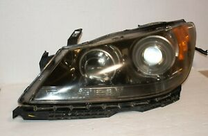 2005 2008 Acura Rl Xenon Hid Headlight Head Lamp Assembly Left Driver Tested Oem