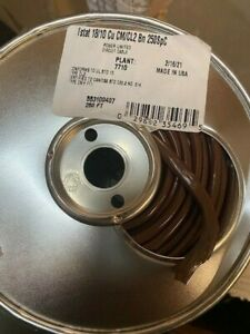 Southwire 553100407 Sy 18 10 Cu Cm cl2 Bn 250cn Thermostat Wire 250 new