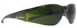Safety Glasses All Terrain Shade 5 Welding Glasses Oxy Plasma 107w5