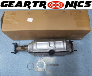 For Honda Accord 2 4l 2003 2007 Direct Fit Catalytic Converter With Gaskets New