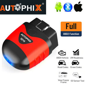 Autophix 3210 Bluetooth Obd2 Car Diagnostic Scanner For Iphone Amp Ipad Amp Android
