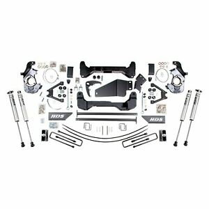 For Chevy K2500 Suburban 92 98 6 X 5 Standard Front Rear Suspension Lift Kit