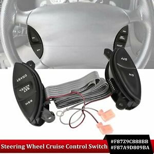 Steering Wheel Cruise Control Switch Fits Ford F150 Explorer Ford F 150 Ranger