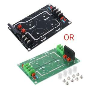 Dual Power Rectifier Filter Power Supply Module Empty Circuit Board For Tda8920
