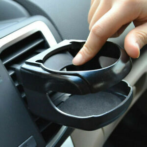 Air Vent Mount Cup Holder Bottle Clip On Car Outlet Can Rack Vehicle Handsfree