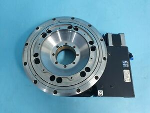 Newport Esp compatible Zvr10 Z433 Wafer Positioning Rotation Stage